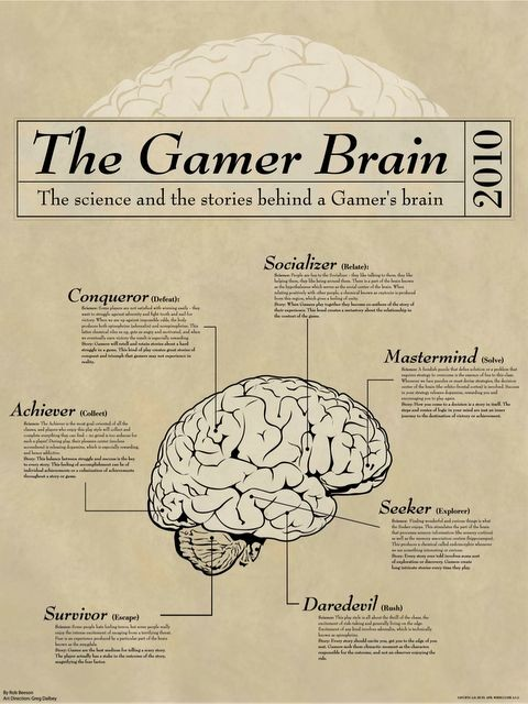 The Gamer Brain